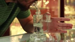DoughMain Smoke Shop - Leisure Glass Incycler function