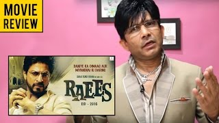 Download Raees | Movie Review by KRK | KRK Live | Bollywood Review | Latest Movie Reviews 3Gp Mp4