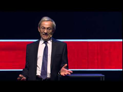 The Future of Employment in Europe | Christopher Pissarides | TEDxBrussels