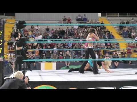 20090228 Part 4 of 6 WWE Superstars of FLA Girls Championship Wrestling