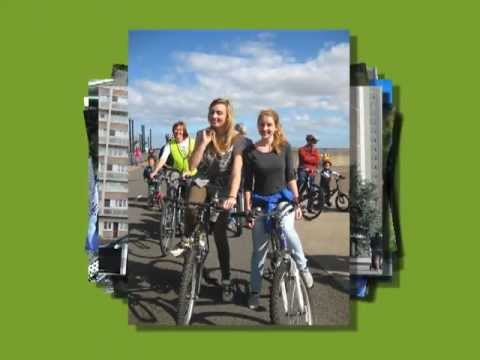 Sustrans volunteer induction video - July 2012