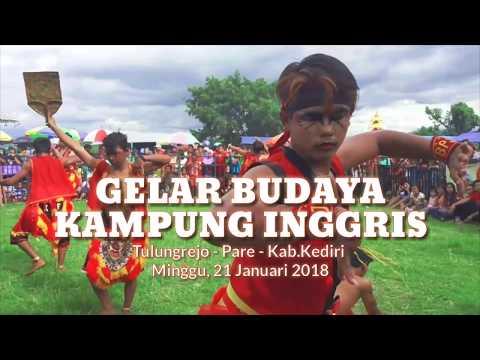 JARANAN | GELAR BUDAYA KAMPUNG INGGRIS feat. Sabdo Manggolo