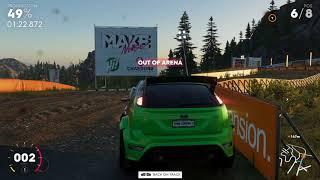 The Crew 2 – American Petrol Race – Rally Cross