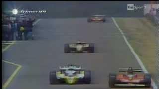 Formula 1 - Gp Francia 1979- Storica sfida Villeneuve Arnoux