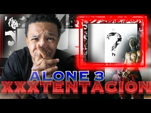 😢 I CRIED IN THE CORNER XXXTENTACION - ALONE, PART 3 - REACTION😭
