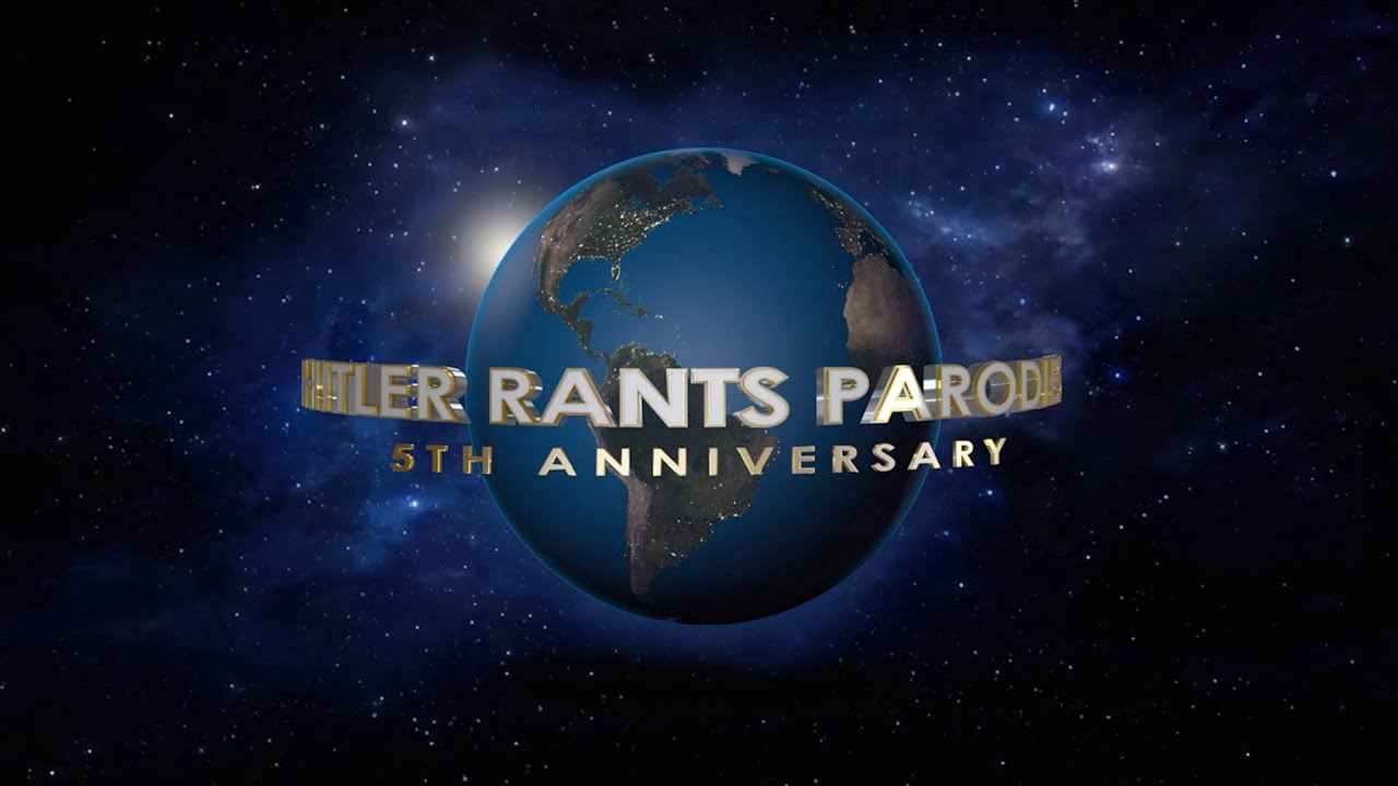 Hitler Rants Parodies Intro 5th Anniversary