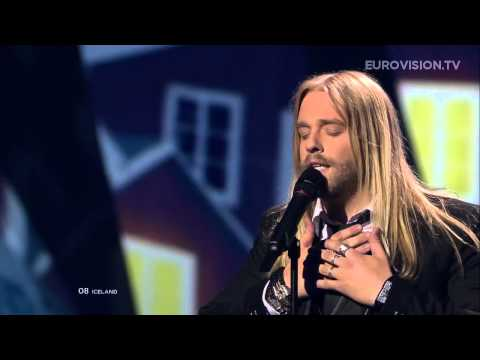 Eythor Ingi - �g � Líf (Iceland) - LIVE - 2013 Semi-Final (2)