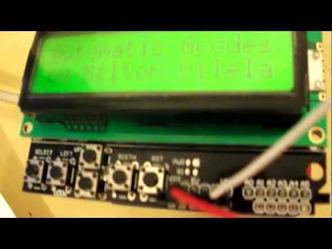 arduino lcd shield free download - SourceForge