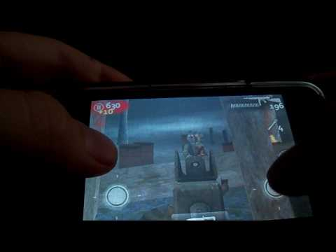 Call of Duty Nazi Zombies App Gameplay