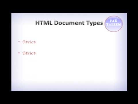 urdu tutorials html 1