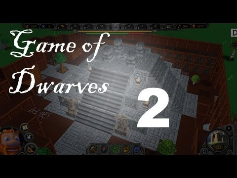 Let's Play A Game Of Dwarves Mountain Hall Challenge P2