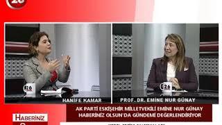 Haberiniz Olsun | Ak Parti Esk Mv Prof.Dr .E.Nur Günay
