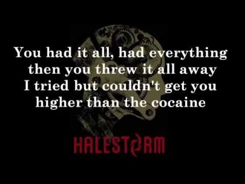 Halestorm - Conversation Over