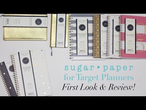 Target Planner 2015 2015 Sugar Paper For Target