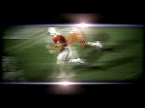 Ranked #28 on ESPN's Top 30 Plays of the Last 30 Years. This video was shown during the 2009 Nebraska at Virginia Tech football game. Video from ESPN.com.