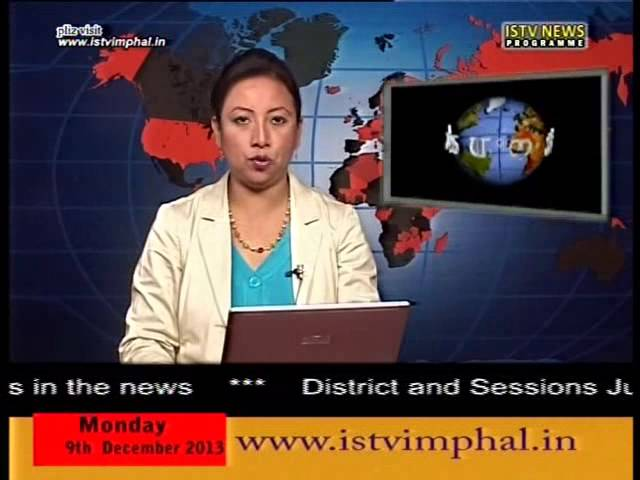 9th.Dec.ISTV English news
