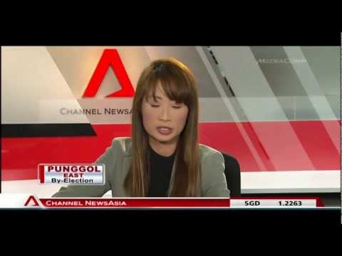 CNA coverage on Punggol East by-election parties campaigning & PAP rally - 18Jan2013