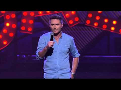 Melbourne International Comedy Festival 2013 Gala - Dave Hughes