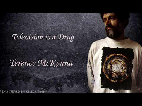 Terence McKenna - Television is a Drug