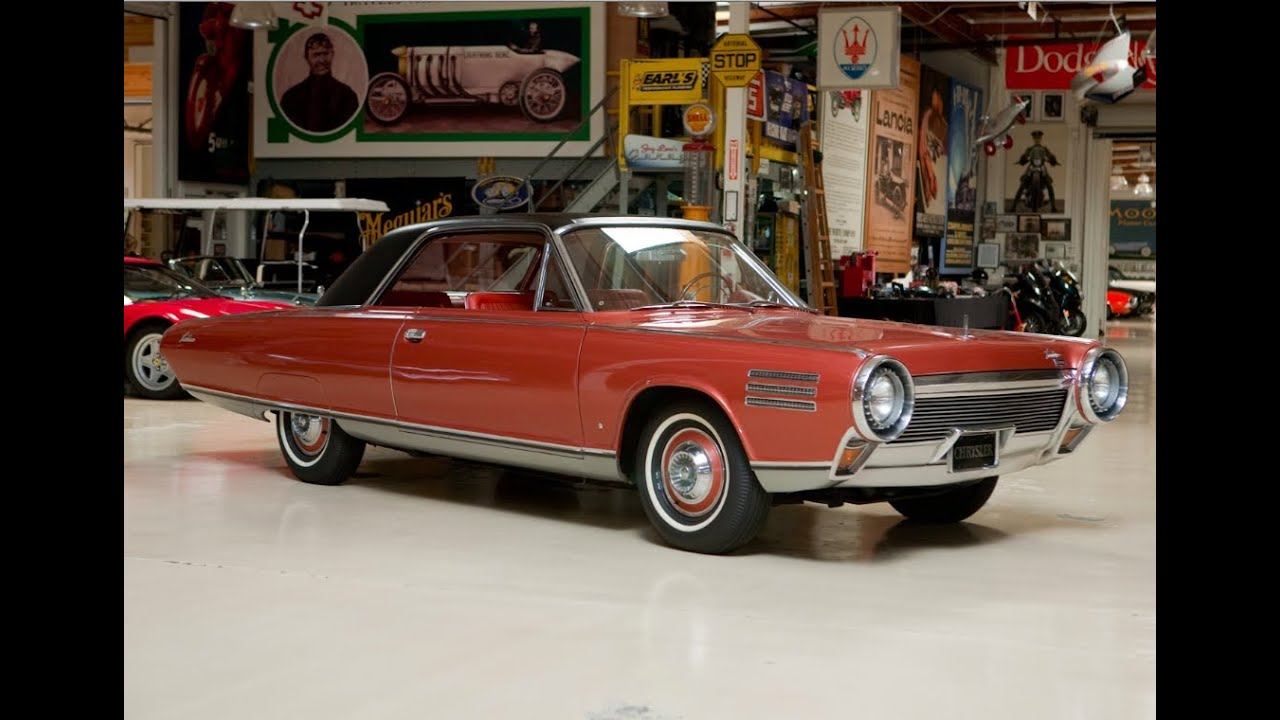 1963 chrysler turbine ultimate edition jay leno 39 s for Garage auto b2