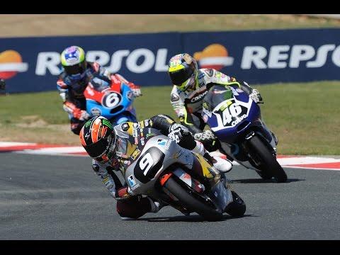 Resumen FIM CEV Navarra Moto3 2014