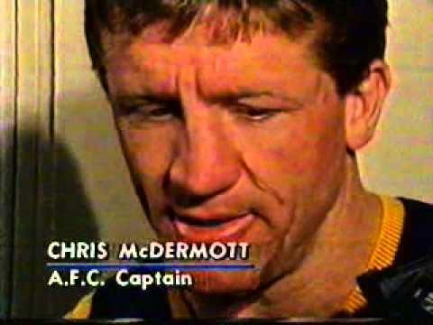 1993 AFL - PRELIM FINAL -  POST GAME NEWS -  ADELAIDE CROWS v ESSENDON