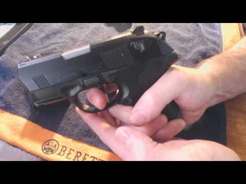 Beretta PX4 Storm Sub Compact for concealed carry?