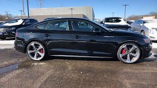 2019 Audi S5 Sportback Lake forest, Highland Park, Chicago, Morton Grove, Northbrook, IL A190290