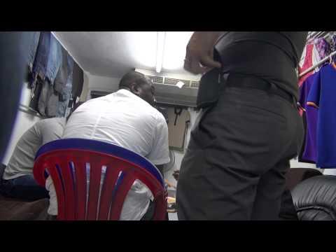 Mali Moslem Mafia ATTACK Thai Police in Bangkok Thailand