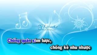Việt nam tôi đâu karaoke