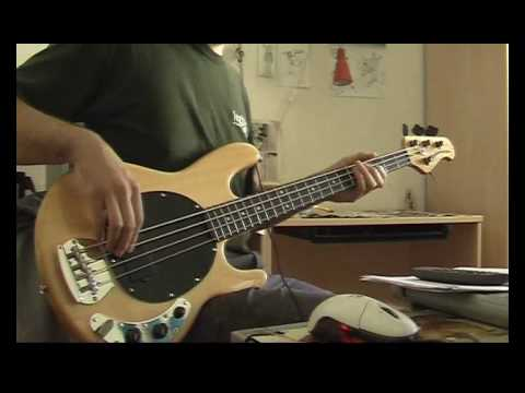 Killing in the name – Rage Against The Machine bass cover