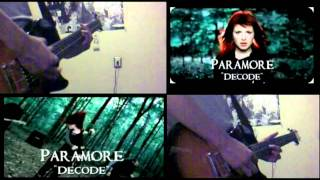 Decode - Paramore Guitar Cover
