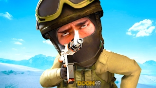 CS GO Funny Overwatch Hacker & Case Opening - Counter Strike Global offensive LIVE with DooM49