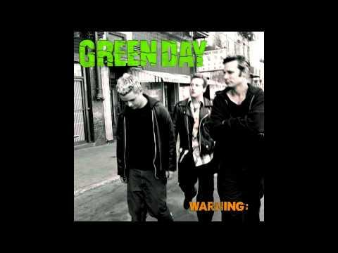 Green Day - Warning (album)