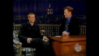 Brad Pitt @ Conan O