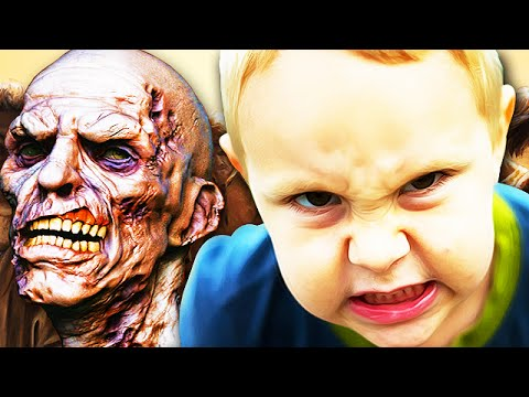 Screwing with an ANGRY SQUEAKER on Black Ops 2 ZOMBIES!