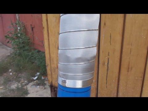 Фильтр для воды своими руками для скважины