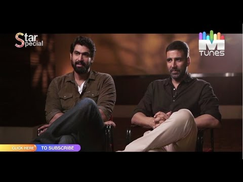 "Akshay Kumar & Rana Daggubati talk about their Film ""Baby"" Exclusive only on MTunes HD thumbnail"