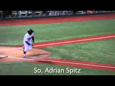 NYU Baseball Tops SUNY Maritime 9-1 (4-22-15)