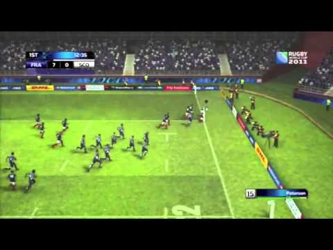 Rugby 16 News: Rugby World Cup 2015 Game!?! USA Rugby