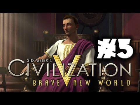 Civilization 5: Immortal Rome - Part 5 video