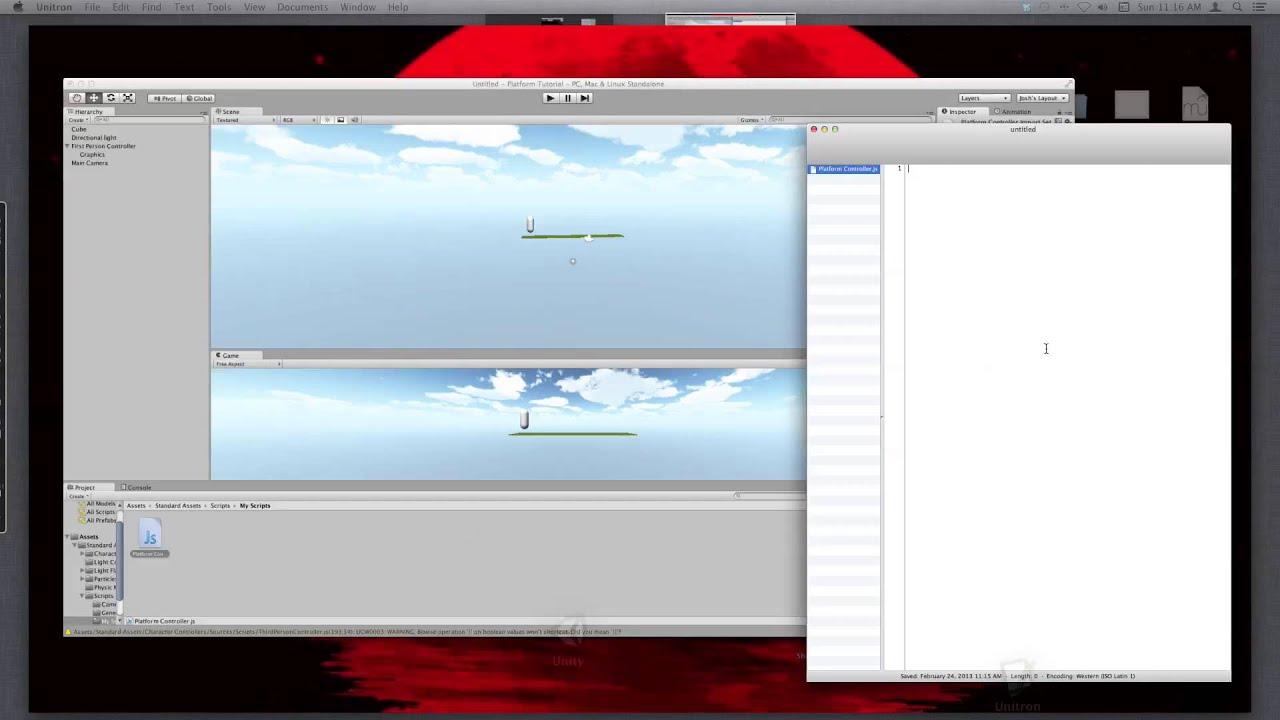 unity 3d tutorials for beginners pdf