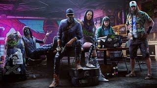 Watch Dogs 2 - Gameplay Soundtrack OST (DedSec)