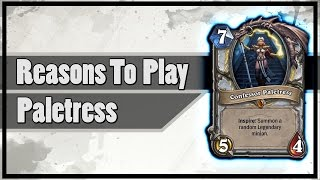 Hearthstone: Reasons To Play Confessor Paletress