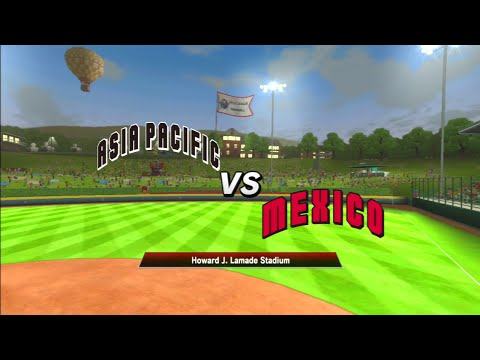 2015 TA2 LLWS Elimination R3 (Mexico vs Asia Pacific)