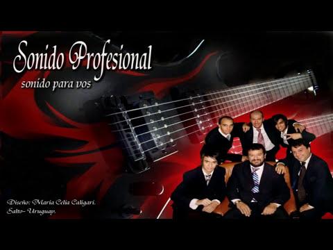 Sonido Profesional - El Tren Del Olvido   Cumbia 2011