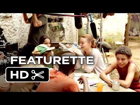 Trash Featurette - Rio (2015) - Martin Sheen, Rooney Mara Movie HD