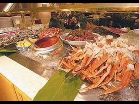 The Village Seafood Buffet / Carnival Buffet – Rio All Suit Hotel & Casino Las Vegas