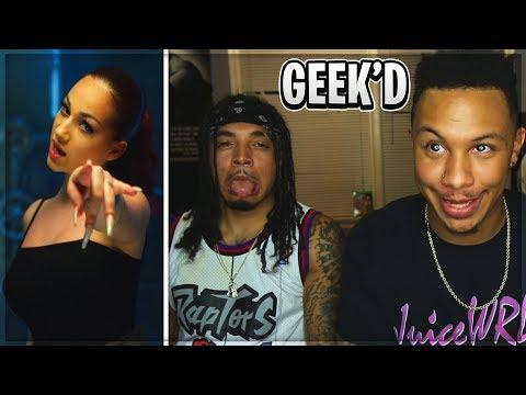 "BHAD BHABIE ""Geek'd"" feat. Lil Baby (Official Music Video) | Danielle Bregoli Reaction Video thumbnail"