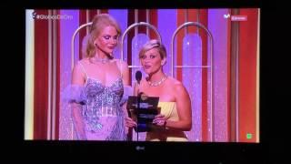 Sarah Paulson Golden Globe!